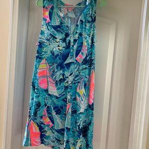 Hey Bay Bay Essie Dress XL